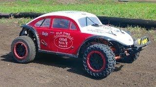 getlinkyoutube.com-RC ADVENTURES - DiRTY iN THE BONE (PT 4) BAJA BASH - 2WD Gas POWERED TRUCKS
