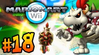 """DRY BOWSER!"" - Ali-A Plays - Mario Kart Wii #18!"
