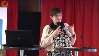 Kultur för seniorer - Kerstin Hamre och Moderator Sverker Olofsson hälsar välkommen