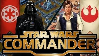 getlinkyoutube.com-Star Wars: Commander - Chapter 8: Traitor and Thieves - 3 Stars (Hardest Levels)
