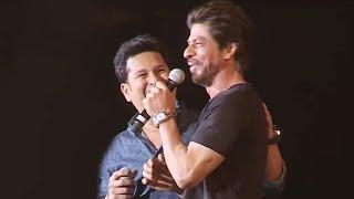 Exclusive: Shah Rukh Khan and Sachin Tendulkar speech for The Global Citizen India Concert 2016
