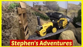 getlinkyoutube.com-Thomas and Friends Accidents will Happen Toy Trains Thomas the Tank