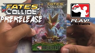 getlinkyoutube.com-Fates Collide Prerelease! | Pokemon League Vlogs