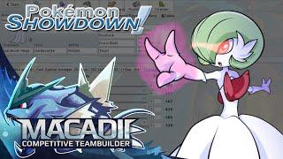 getlinkyoutube.com-Mega Gardevoir Pokemon Showdown OU Team Building w. macadii (Smogon ORAS OU Team)
