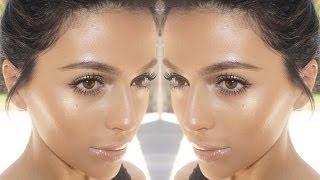 getlinkyoutube.com-Summer Bronze Glow Makeup | Natural Makeup Tutorial | Teni Panosian