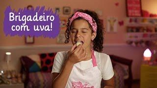 getlinkyoutube.com-Como fazer brigadeiro com uva com a Gabriella Saraivah ❤ Mundo da Menina