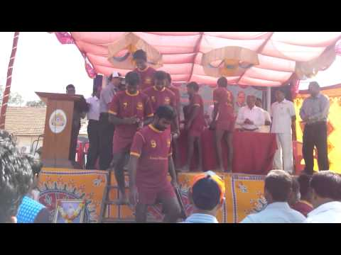 ALL INDIA INTER UNIVERSITY KABADDI (MEN) TOURNAMENT 2013 - 14