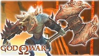 getlinkyoutube.com-GOD OF WAR ™ - VERY HARD - NO CÉU TEM BEZERRÃO E MORREU - #14
