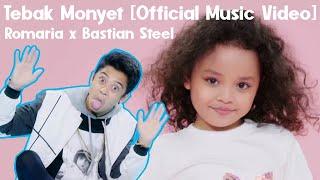 Romaria x Bastian Steel - ❓🐒 Tebak Monyet [Official Music Video]