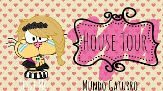 House Tour  Mundo gaturro  Jessi Mg