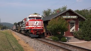 Norfolk Southern 9-1-1: Special Move to Steamtown
