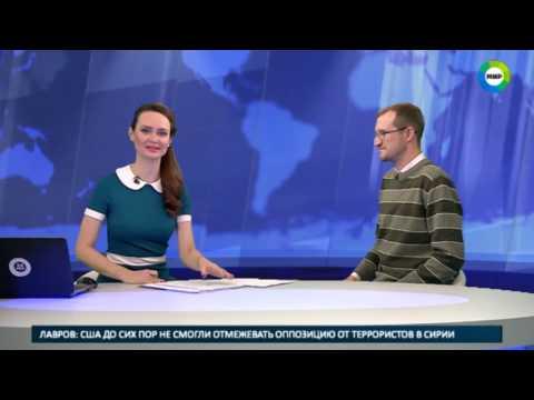 Владимир Порываев в гостях у телекомпании МИР