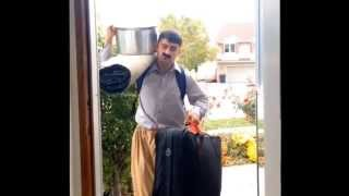 getlinkyoutube.com-American coming back from the airport vs kurd coming back from the airport