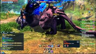getlinkyoutube.com-Blade and Soul Assassin Gameplay Field Boss Solo ~
