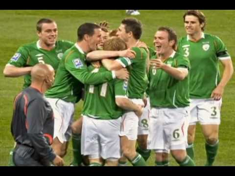Ireland Soccer Anthem Euro 2012 - Trapp and the Lads!