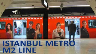 Istanbul Metro - İstanbul Metrosu