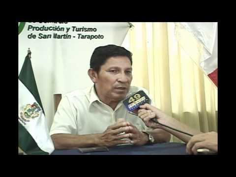 ROMULO FERNANDEZ CONDUCTOR DE PYMES PERU, ENTREVISTA A DALMACIO HIDALGO GERENTE DE LA CAMARA DE COMERCIO E INDUSTRIAS DE TARAPOTO
