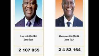 getlinkyoutube.com-Ouattara a perdu la présidentielle ivoirienne selon france 24.wmv