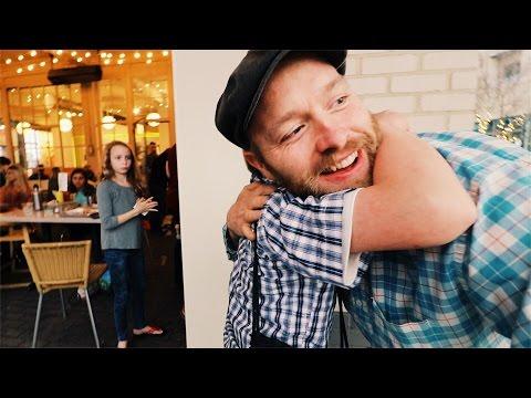HUGGING FANS