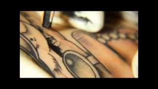getlinkyoutube.com-Tattoo Fusion neotraditional /New school por Flavi