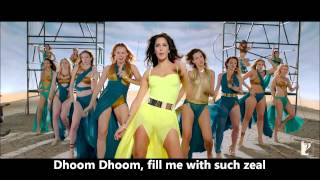 getlinkyoutube.com-Dhoom 3 - Dhoom Machale Dhoom English Sub HD Video