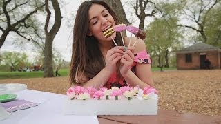 getlinkyoutube.com-DIY Mother's Day: Tea Party, Gift Ideas - Bethany Mota TranslatedUP! [rus_sub]