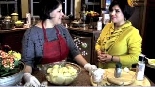 getlinkyoutube.com-Ashpazkhana - Cooking with Nazema Momand - Shami Kabab (Potato) کباب شامی با کچالو