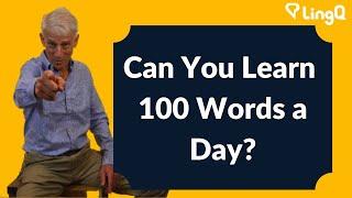 getlinkyoutube.com-Can you learn 100 words a day?