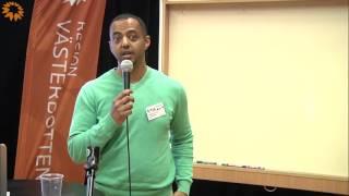 Story Regions - Berätta för livet! - Ramy Mohammed