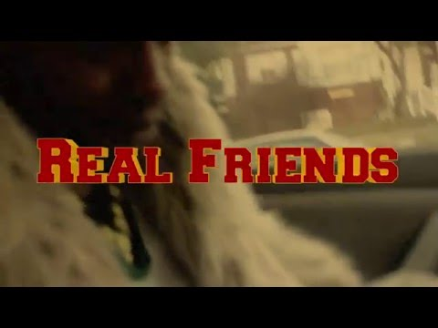 Real Friends music video by Paperboy Prince of the Suburbs