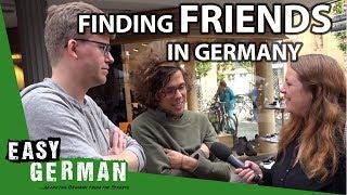 getlinkyoutube.com-Easy German 105 - Finding friends in Germany