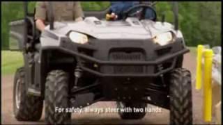 getlinkyoutube.com-Polaris Ranger vs John Deere Gator XUV 620i comparison