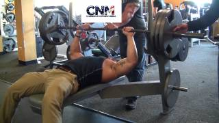 getlinkyoutube.com-315 x 10 reps RAW Bench Press + more 315lbs for reps RAW benching