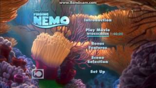 getlinkyoutube.com-Opening to Finding Nemo 2003 DVD (Disc 1)