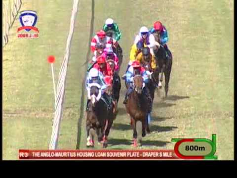 Season 2012 - Meeting 13 - Race 3 - Lord Gogool - J. Geroudis - iDates.mu - Turf Mauritius