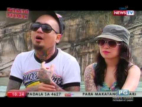 around the philippines with pinoy celebrities video