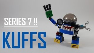 getlinkyoutube.com-LEGO Mixels SERIES 7 - 41554 Kuffs!! See Description!