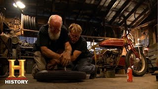 getlinkyoutube.com-American Restoration: Shoulder to the Wheel | History