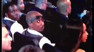 getlinkyoutube.com-2pac seen at the BET Awards 2014 | Real or Fake?