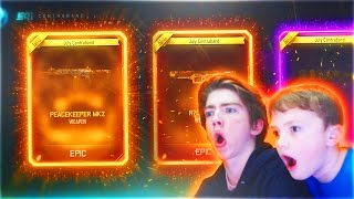 getlinkyoutube.com-LITTLE BROTHER OPENS 2 NEW DLC WEAPONS IN 1 SUPPLY DROP OPENING! (Black Ops 3 SUPPLY DROP OPENING))