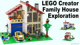 getlinkyoutube.com-Review - Lego Creator: Family House (31012) [CC]