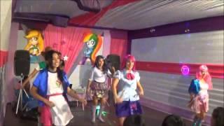 getlinkyoutube.com-Show infantil My Little Pony Equestria Girls