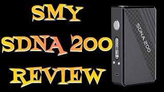 getlinkyoutube.com-SDNA 200 By Smy Review Dna200 chip