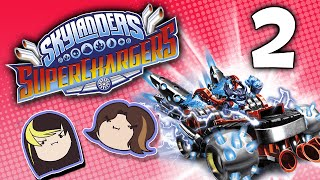 getlinkyoutube.com-Skylanders Superchargers: Shaken Not Stirred - PART 2 - Grumpcade