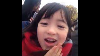 getlinkyoutube.com-夏天Poppy 為未能同行的夏克立英語紀錄將見到艾莎公主很興奮 with黃嘉千@東京迪斯奈20150224(中英字幕)
