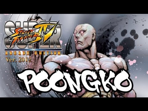 Poongko SSFIV AE Ver.2012 'Ranked Matches' TRUE-HD QUALITY