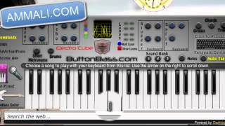 getlinkyoutube.com-Full paino and drums program 2013 | برنامج بيانو وطبول كامل Ammali.com