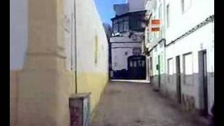 getlinkyoutube.com-Walk down the main street in Alvor