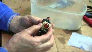 getlinkyoutube.com-Decespugliatore Mcculloch sostituzione membrane carburatore