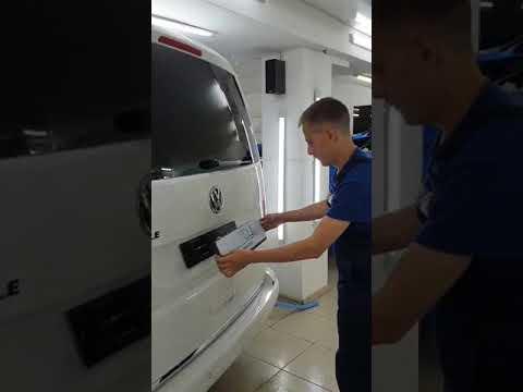 Volkswagen Caravelle - комплекс услуг